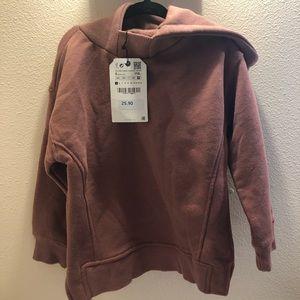 Zara girl sweater NWT